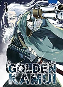 Golden Kamui, tome 3 par Noda