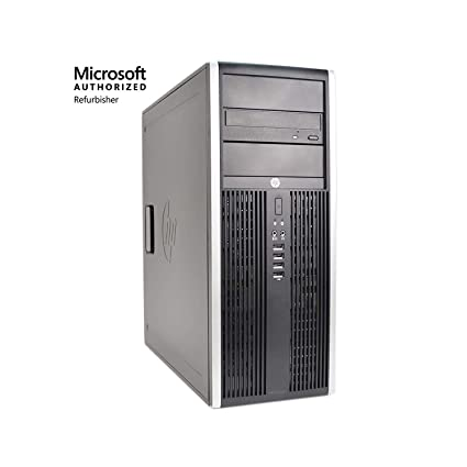HP Elite 8300 Gaming Computer, Intel Core i7-3770 Up to 3 9 GHz, 8GB RAM,  1TB HDD, 1GB Graphics, Keyboard & Mouse, WiFi, DVD-RW, Windows 10