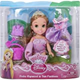 My First Disney Petite Rapunzel & Sun Fashions Doll New