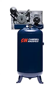Campbell Hausfeld HS5180 80-gallon air compressor