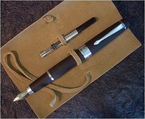 Pen & Ink Sketch Fountain Pen Set Fine