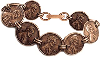 product image for Copper Penny Coin Bracelet