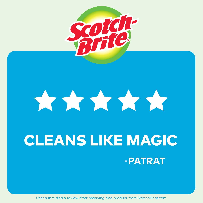 Scotch-Brite Scrub Dots Non-Scratch Dishwand Refill 2 Refills Total