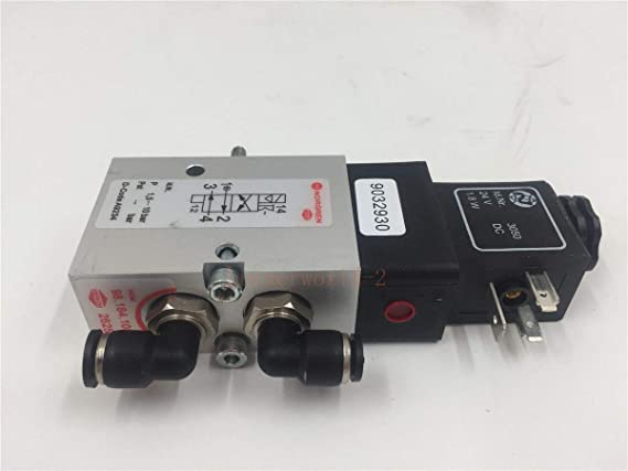 FidgetKute Offset Impresoras Heidelberg SM102 CD102 válvula ...
