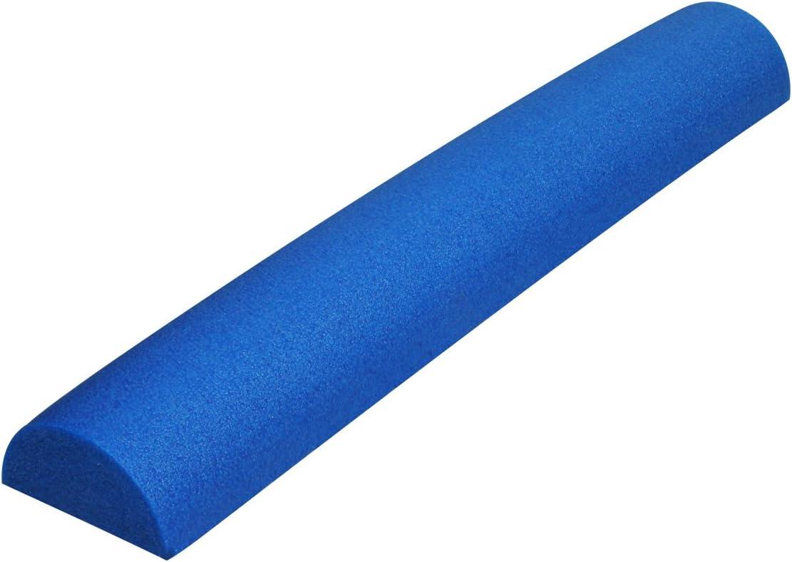 FIT1ST Fitness First Foam Roller – Half Round