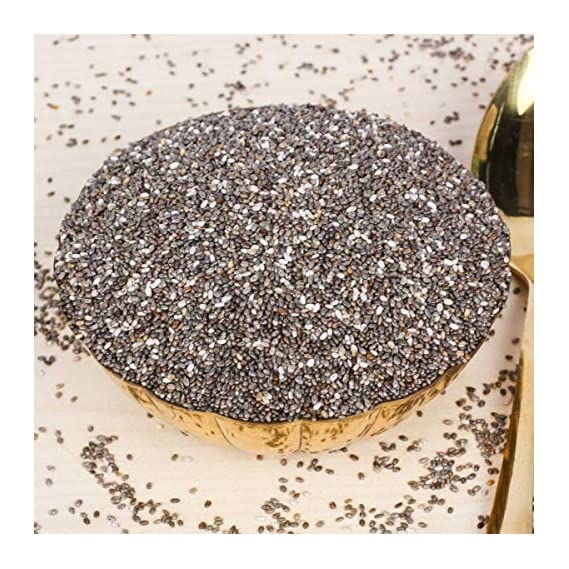 ORGANIC PURIFY CHIA Seeds for Weight Loss Omega 3 (400GM)