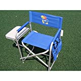 Rivalry Distributing Kansas Jayhawks NCCA Ultimate Directors Chair RIV-RV235-1300