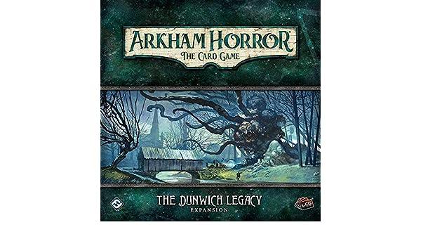 Fantasy Flight Games Expansión para Juego de Cartas Arkham ...