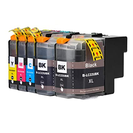 Cartuchos de Tinta compatibles con Brother LC22U XL LC22UXL ...