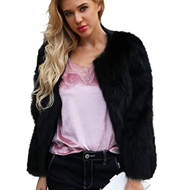 42a74b7fbab2 Women Faux Fur Coats