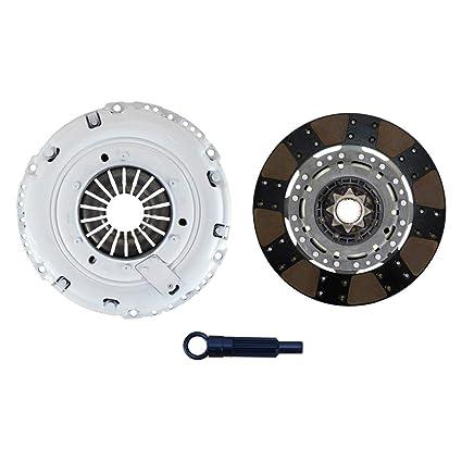 Amazon.com: Clutch Masters 07055-HDFF-R Clutch Kit (05-08 Ford Focus St-2 2.5L FX350 Sprung w/Rigid Fiber Disc): Automotive