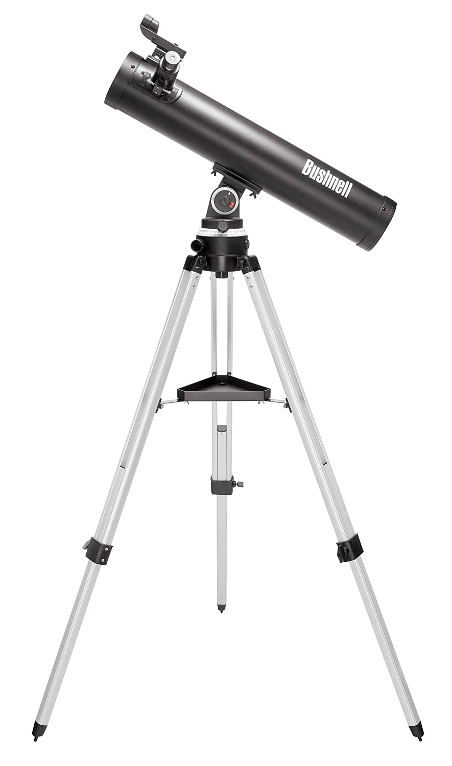 Bushnell Astronomical Voyager with Sky Tour 900x 4.5-Inch Reflector Telescope 789946