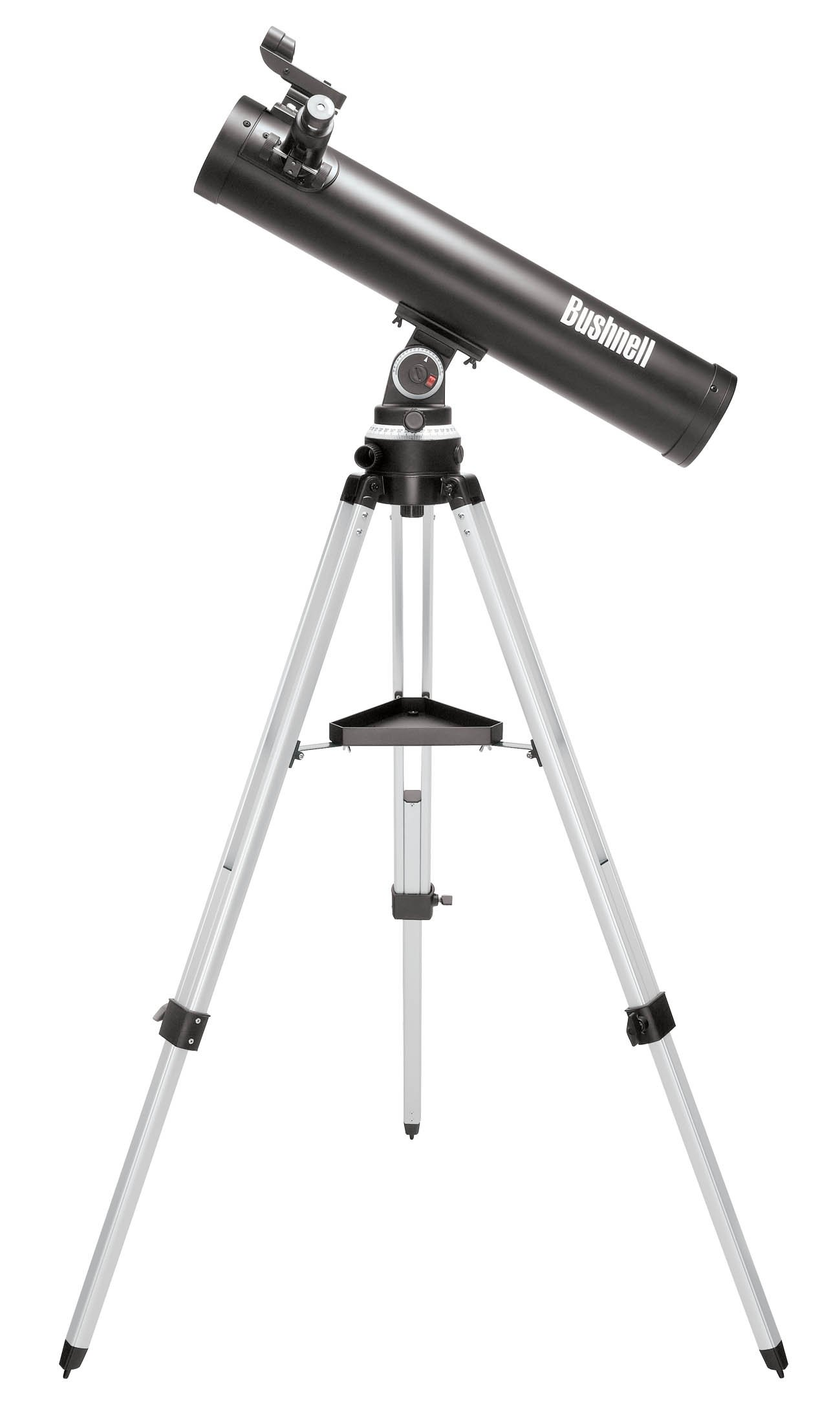 Bushnell Astronomical Voyager with Sky Tour 700mm x 3-Inch Reflector Telescope by Bushnell