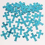 Creative Converting - Blue Cross Confetti (3-Pack)