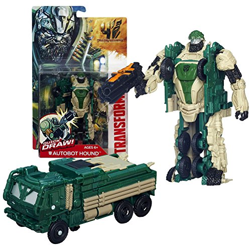 Hasbro Year 2013 Transformers Movie Series 4