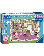 Ravensburger UK 6961 Peppa Pig My First Floor Puzzel