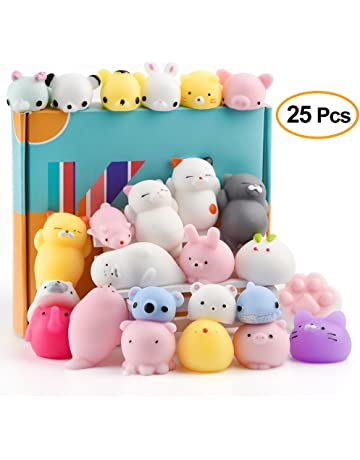 Stress Relief Toy 1pc Cute Slow Rising Kid Collection Squeeze Stress Relieve Anxiety Gift Toys Cute Anti-stress Toys Birthday Funny Toys Latest Technology Toys & Hobbies