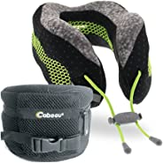 Cabeau Evolution Cool Travel Pillow - The Best Neck Pillow with 360 Head & Neck Support
