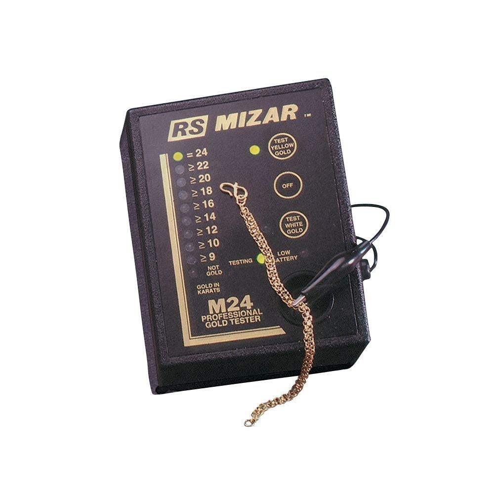 RS Mizar M24 Mizar Gold Tester