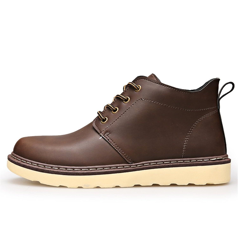 2016 new winter casual men's boots British male fashion Martin boots