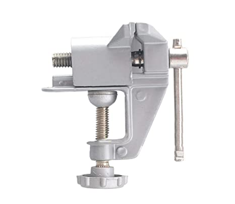 Awesome Amazon Com Vertily Screw Vise Mini 30Mm Table Vice Bench Gmtry Best Dining Table And Chair Ideas Images Gmtryco