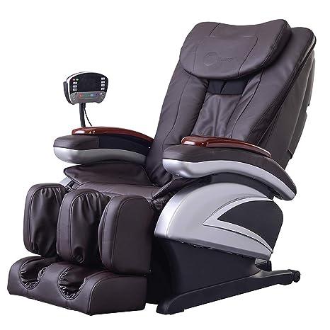 Amazon.com: Sillón masajeador, reclinable, cuerpo ...