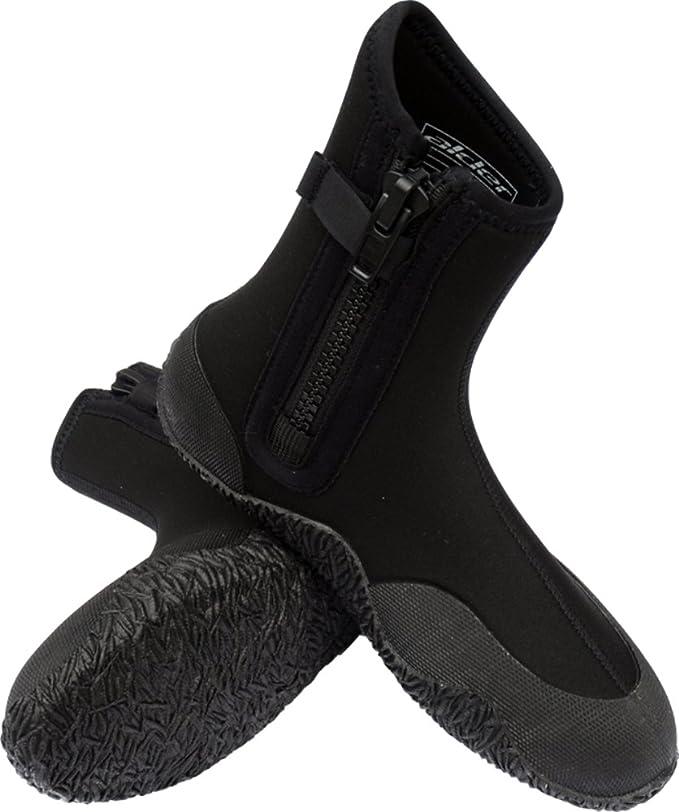 Alder Edge - Botas de Neopreno con Cremallera (5 mm, para ...