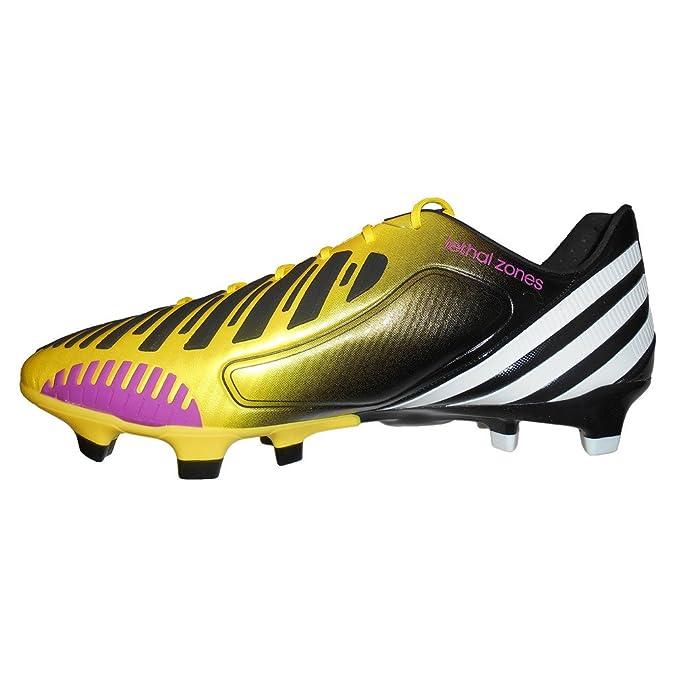 Adidas Predator LZ para Hombre TRX FG Botines de Fãºtbol (8): Amazon.es: Zapatos y complementos