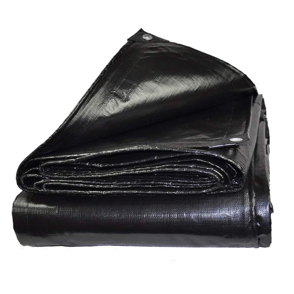 XING ZI tarpaulin X-L-H Schwarze Gepolsterte Plane, Anti-Aging-Sonnenschutzvisier Für Den Außenbereich