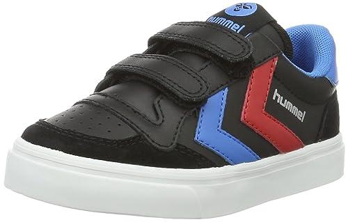 Hummel Stadil Jr, Zapatillas Unisex para Niños: Amazon.es: Zapatos y complementos