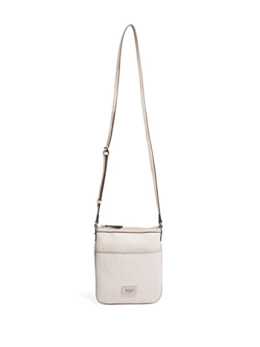 9679bfe1b7e4 GUESS Factory Women s Burnley Logo Crossbody  Amazon.ca  Sports   Outdoors