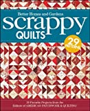 Scrappy Quilts, Better Homes and Gardens Books Staff, 0470626232