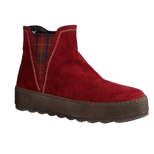 gabor pumps rot 38 5, Damen Stiefeletten Gabor Ankle Boot