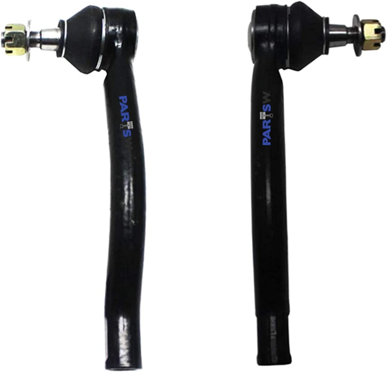 Brand New 2pc Outer Tie Rod Ends For Nissan Altima Maxima