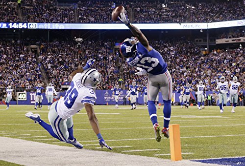 Odell Beckham Jr. NY Giants The Catch Photo Poster
