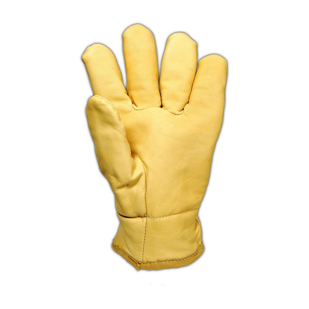 2XL Magid Glove /& Safety 1256AX2XL Road master Insulated Goatskin Leather Drivers Gloves with Aramax Liner Pack of 12