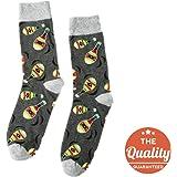 DOTBUY Medias Novedad Calcetines, Personalidad Hombres Mujer Unisexo Elástico Deportes Socks