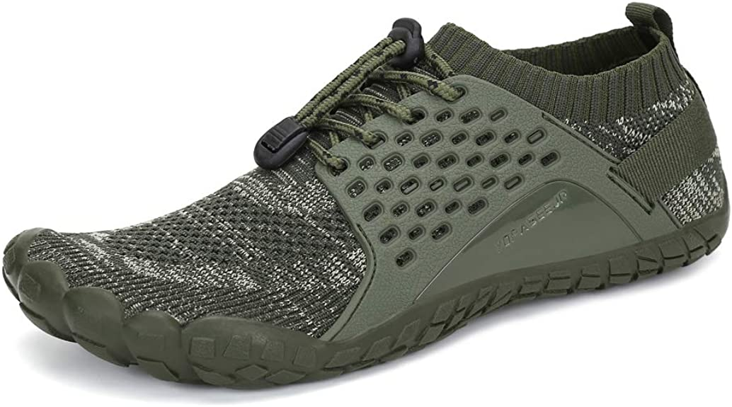 8. Oberm Men's Minimalist Trail Running Shoe