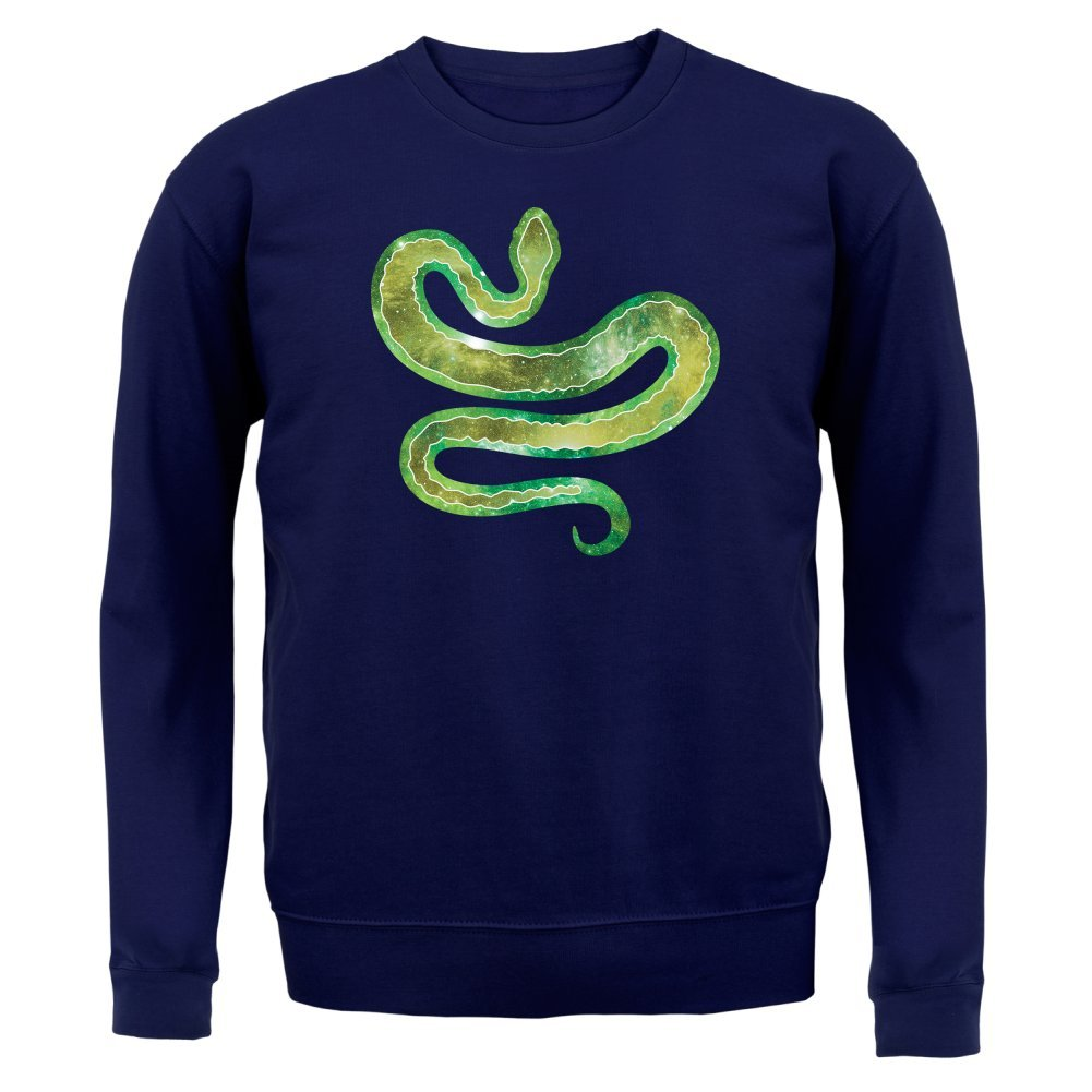 Animaux Dans Lespace Serpent 8 Couleurs Enfant Sweat