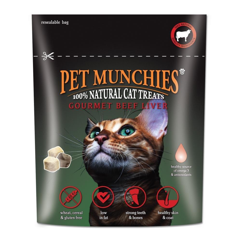 Pet Munchies - Snacks gourmet de hígado de ternera para gatos UTBT210_1