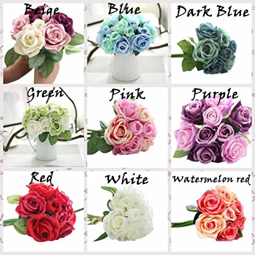 Tuscom-Artificial-Peony-Silk-Flowers9-Heads-Rose-Bouquet-Home-Wedding-Decoration-Flowers-Bunch-Hotel-Party-Garden-Floral-Decor-Not-Included-Vase-Green
