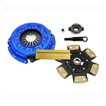 Amazon com: EF STAGE 3 PERFORMANCE CLUTCH KIT for 85-01 NISSAN