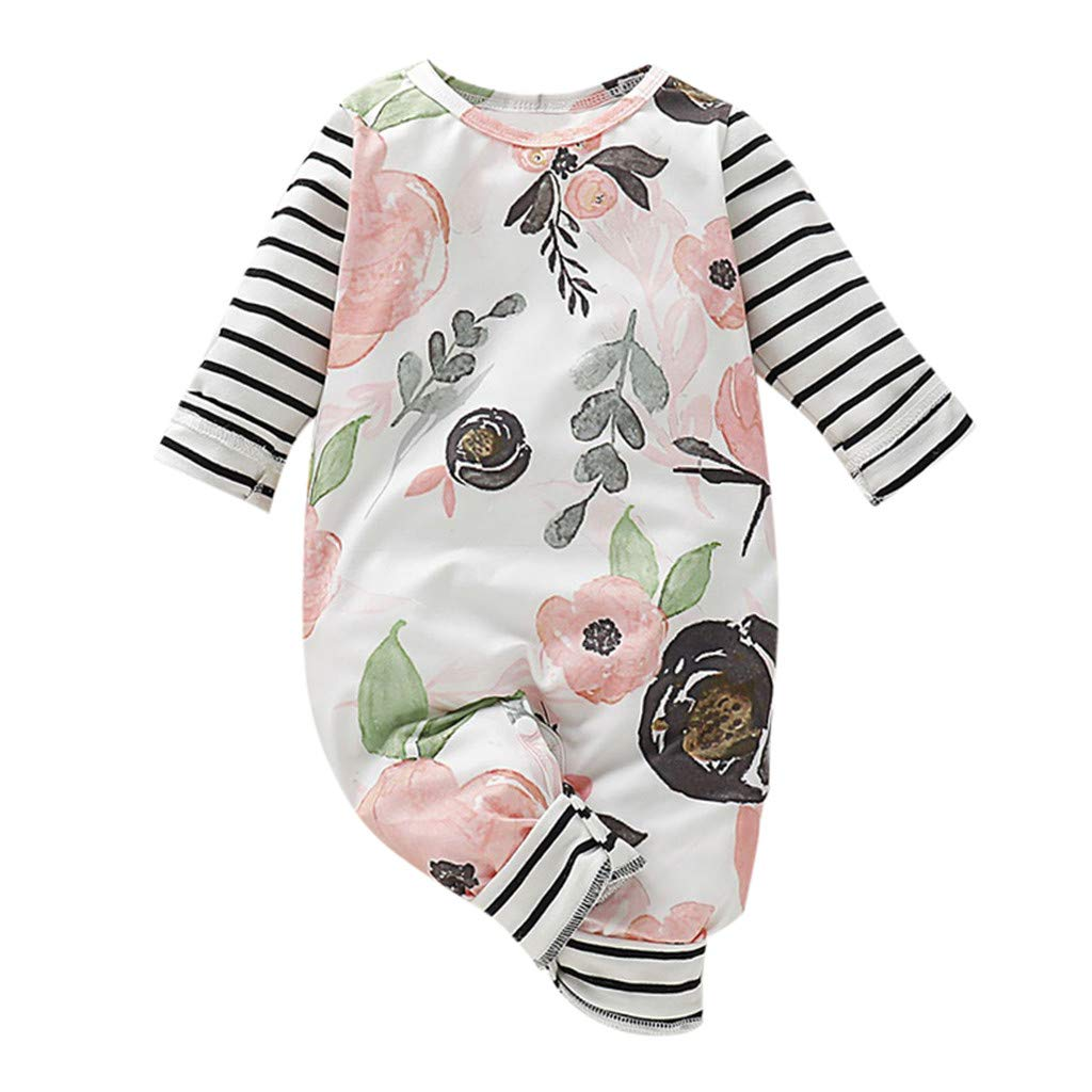 Buy Insunny Baby Clothes for 4-4 Months Newborn Infant Romper
