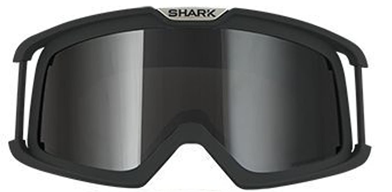 Shark Glasses Black With Flash Lens For Raw Drak Vancore Explore R