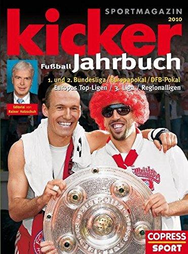 Kicker Fussball Jahrbuch 2010
