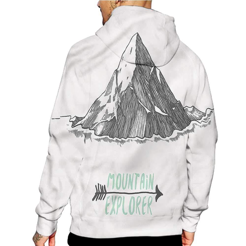 Hoodies Sweatshirt/Autumn Winter European,City Skyline of Spain,Sweatshirts for Women Hanes