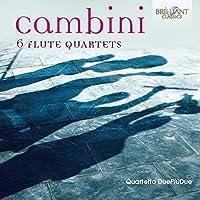Quartetti Per Flauto E Archi