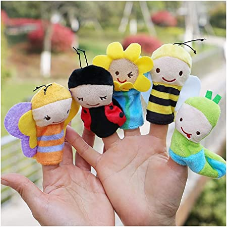 Juguetes de los niños 5 Pack Mini Animal de peluche Juguete de ...