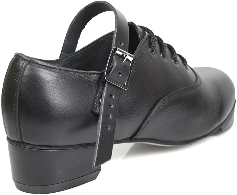 Antonio Pacelli Superflexi Irish Jig Shoe with Leinster Tip and Heel Standard Width