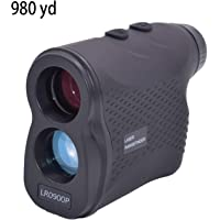Nomtech 980yard Golf Laser Rangefinder with Fog, Scan, Speed Measurement for Hunting, Racing, Archery, Survey
